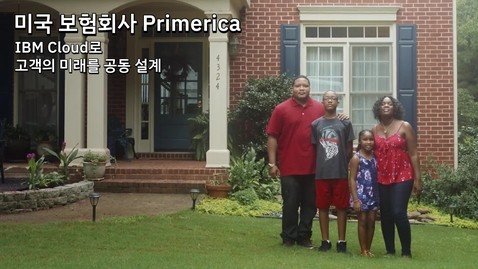 Thumbnail for entry Primerica: IBM Cloud로 고객의 미래를 공동 설계