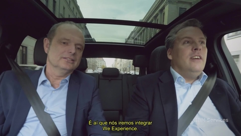 Thumbnail for entry Customizing the Driving Experience   IBM Services + Volkswagen - Portuguese