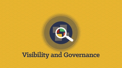 Thumbnail for entry Visibility & Governance with IBM Brokerage Solutions