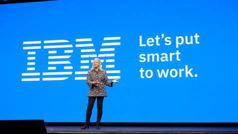 Thumbnail for entry CES 2019 - Ginni Rometty Opening Keynote