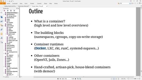 Thumbnail for entry Docker commands