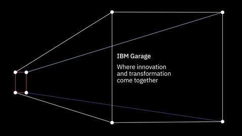 Thumbnail for entry Vidéo explicative d'IBM Garage