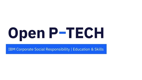 Thumbnail for entry IBM Skills Presents- Accessibility - Let's build experiences for everyone