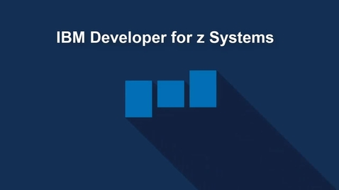 Thumbnail for entry Quick Look: Provisioning a ZD&T Test Environment
