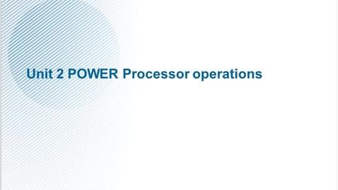 Thumbnail for entry AHQV254 SSE - Linux Performance Management-Unit 2