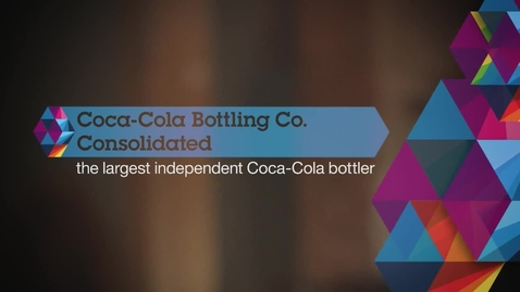Thumbnail for entry IBM Big Data Solutions help Coca-Cola Bottling Co. Consolidated speed Decision Making and Insight