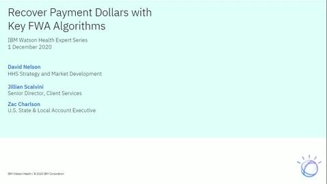 Thumbnail for entry Key Algorithms Webinar 2020