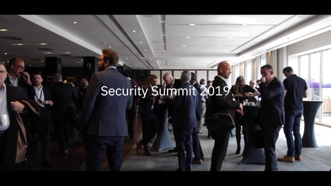 Thumbnail for entry Security Summit Highlights