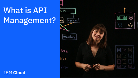 Thumbnail for entry What is API Management?
