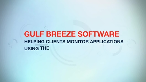 Thumbnail for entry Gulf Breeze Software leaves infrastructure management to IBM
