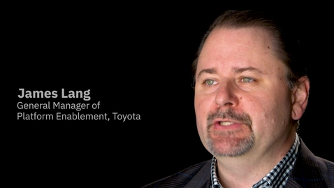 Thumbnail for entry Toyota + IBM Services: Data in the digital economy