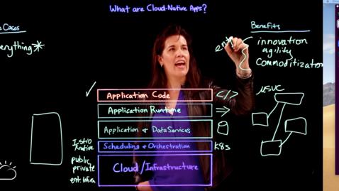 Thumbnail for entry ¿Qué es Cloud Native? - LA - CO-ES