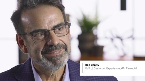 Thumbnail for entry GM Financial + IBM: Watson Assistant를 사용하여 고객 질문에 답변을 제공하고 직원 업무 환경 개선