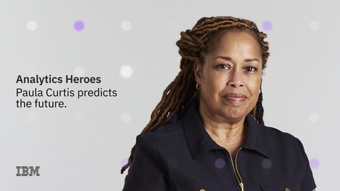 Thumbnail for entry Analytics Hero: Paula Curtis