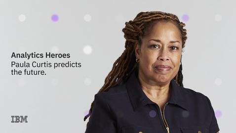 Thumbnail for entry Analytics Hero: Paula Curtis