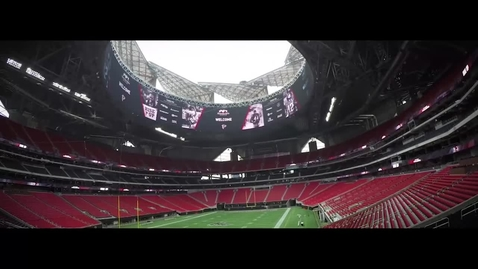 Thumbnail for entry Mercedes-Benz Stadium-  Architecture infused with IT to deliver the ultimate fan experience.