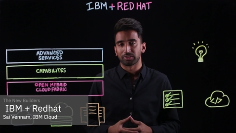 Thumbnail for entry IBM + Red Hat