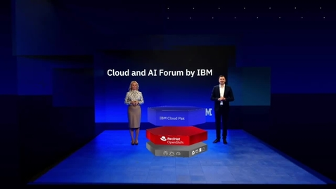 Thumbnail for entry Обзор платформы IBM Cloud Pak