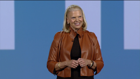 Thumbnail for entry Ginni Rometty Keynote: CES2016