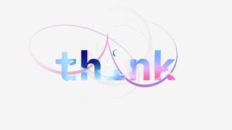 Thumbnail for entry Pete Ceglinski (Seabin) at ANZ THINK 2021