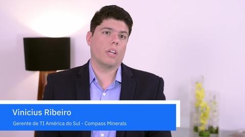 Thumbnail for entry Aumentando a eficiência operacional com Automação - Caso Compass Minerals e ViaFlow