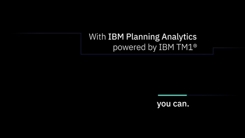 Thumbnail for entry Utilice el análisis de escenarios hipotéticos para tomar decisiones más inteligentes