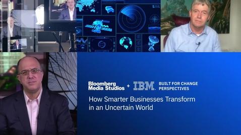 Thumbnail for entry 彭博智能商业网络研讨会 - Mark Foster - 2021 年数字化转型活动