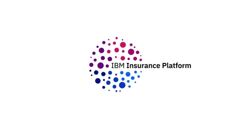 Thumbnail for entry IBM Cloud for Insurance