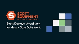 Thumbnail for entry Scott Equipment deploys VersaStack for heavy duty data work