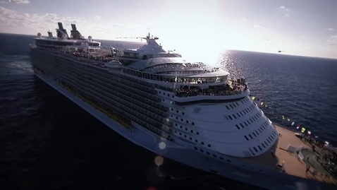 Thumbnail for entry Storage innovation transforms Royal Caribbean Ltd.