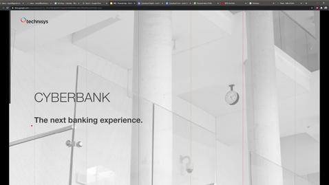 Thumbnail for entry Technisys & Cyberbank: Plataforma de Banco Digital