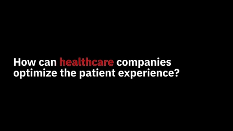 Thumbnail for entry Clarify Health: The Future of Patient Care Guidance