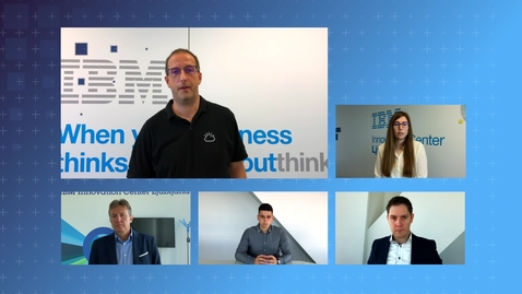 Thumbnail for entry Data, AI and Hybrid Cloud towards the perfect business solution