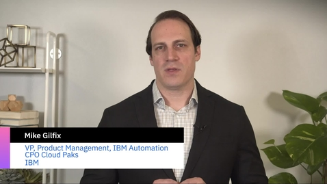 Thumbnail for entry Think2021: Session #2309 Modernizing applications is good business strategy for any organization