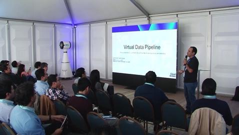 Thumbnail for entry Genera eficiencias en tus ambientes de DevOps con Virtual Data Pipeline