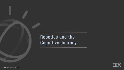 Thumbnail for entry Robotics Webcast