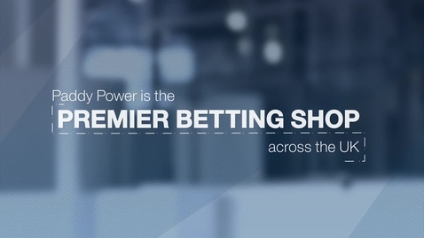 Thumbnail for entry Paddy Power takes online gaming to another level with IBM Informix