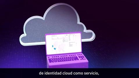 Thumbnail for entry Demo de IBM Cloud Identity: informes y analítica