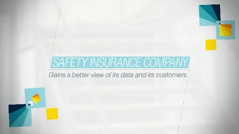 Thumbnail for entry IBM SWG Insight 2014 Post-Production - Safety Insurance Company
