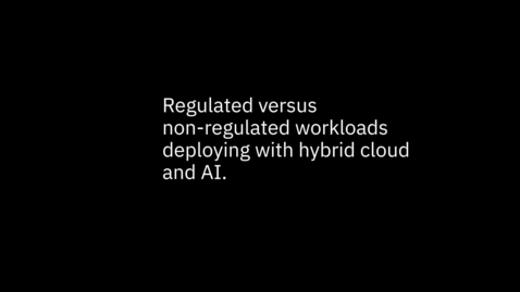 Thumbnail for entry Greater than the sum of their parts: How hybrid cloud and AI work together #3