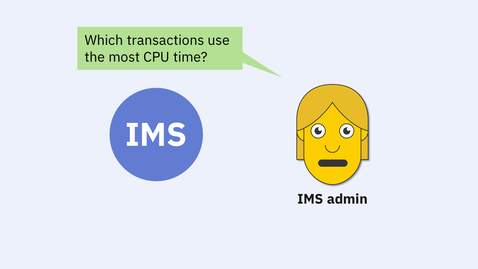 Thumbnail for entry IMS Performance Analyzer 4.4 - Form-based Reporting - CPU heavy hitters