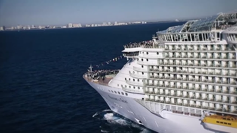 Thumbnail for entry Royal Caribbean Cruises Ltd. speeds ahead with IBM FlashSystem