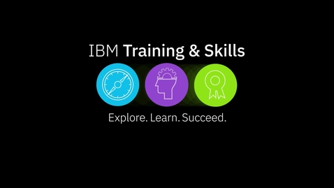 Thumbnail for entry IBM Cloud Curriculum: Navigating your course