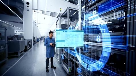 Thumbnail for entry Siemens, IBM, Red Hat Launch Hybrid Cloud Initiative to Increase Real-time Value of Industrial IoT Data