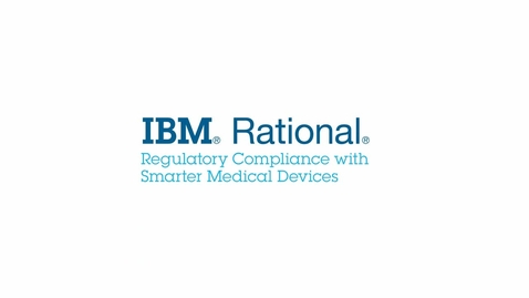 Thumbnail for entry Regulatory compliance with smarter medical devices
