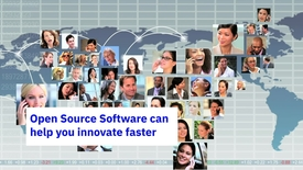 Thumbnail for entry Open Source Software can help you innovate faster