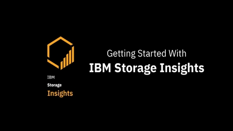 Thumbnail for entry Managing users in IBM Storage Insights