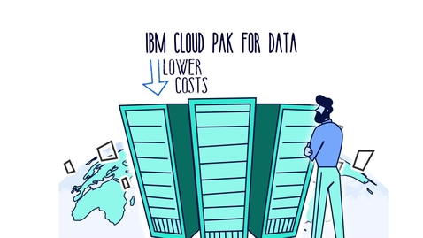 Thumbnail for entry Unlock IT cost savings with IBM Cloud Pak for Data