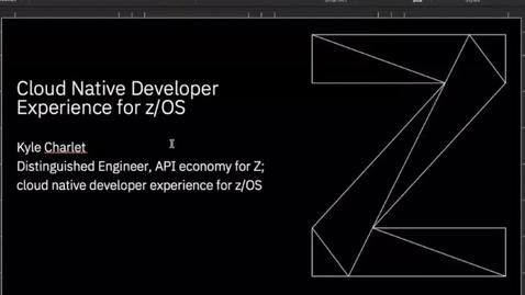 Thumbnail for entry Kyle Charlet - Cloud Native Development / DevOps