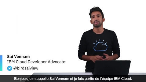Thumbnail for entry Guided Tour for Red Hat OpenShift on IBM Cloud - French